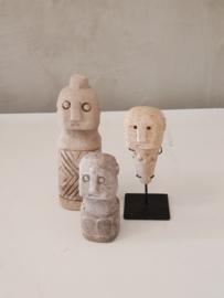 Stoneman mini op standaard H14cm