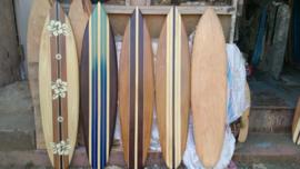 Surfboard naturel