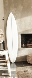 Surfboard white