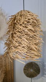 Korflamp met bamboestekels