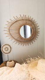 Bamboe spiegel eye