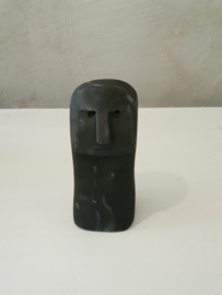 Stone man black