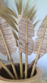 Mini leaf  set van 3 stuks