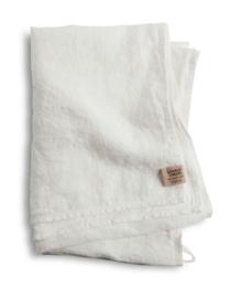 Linnen badhanddoek 90x150cm off white