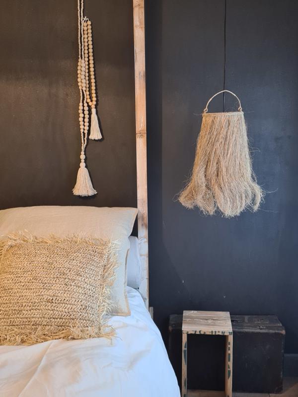 Hairy kokerlamp 15/40cm