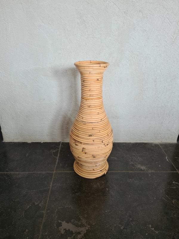 Bamboe vaas elegant