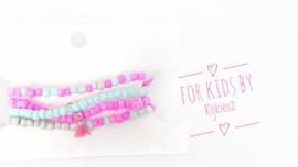 Sunny party Fun bracelet