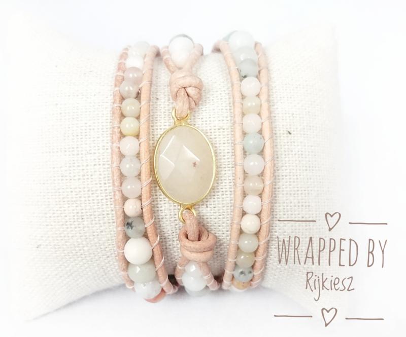 Pastel Jade Wrap