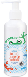 BUBBLES BATH&SHOWER FOR KIDS 200 ML