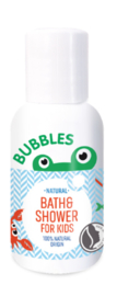 BUBBLES BATH & SHOWER FOR KIDS 50 ML