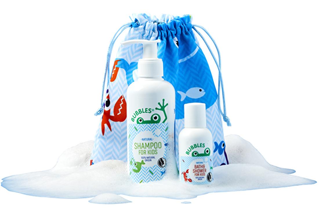 Bubbles Natural Bodycare Shampoo en Bath&Shower