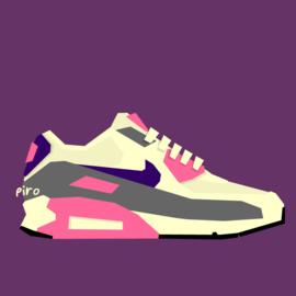 Air Max 90 Laser Pink