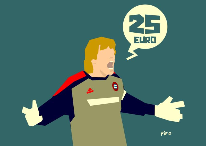 Giftcard - 25 euros