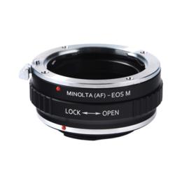Minolta AF --> EOS-M