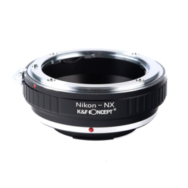 Nikon AI -> NX