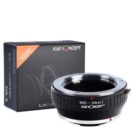Minolta D --> Nikon 1