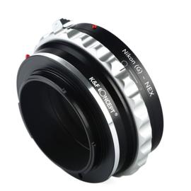 Nikon(G) --> NEX