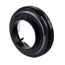 Canon FD -> NX