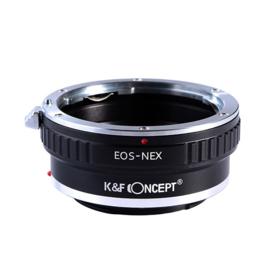 Canon EOS --> NEX