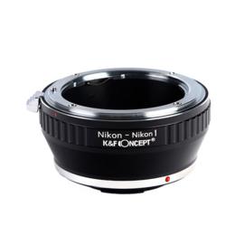 Nikon --> Nikon 1
