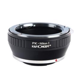 Pentax K --> Nikon 1