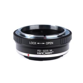 Canon FD --> EOS-M