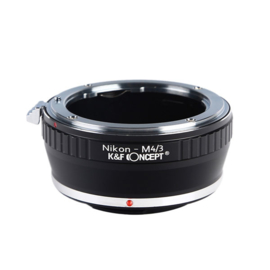 Nikon AI --> M4/3
