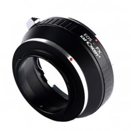 Canon EOS --> Fuji FX