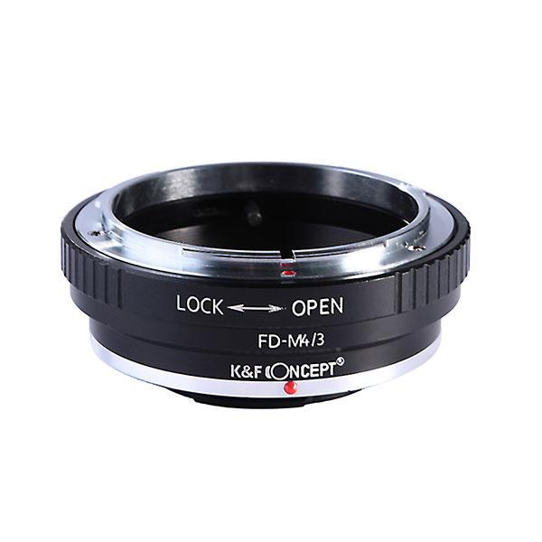 Canon FD --> M4/3
