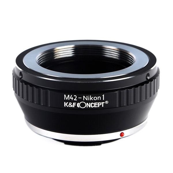 M42 --> Nikon 1