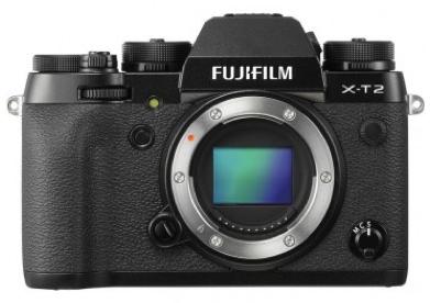 Fuji XT-2 body