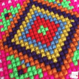 Gratis Borduurpatroon | Sweet Mexico