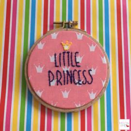 Tegeltje kinderkamer | Little Princess
