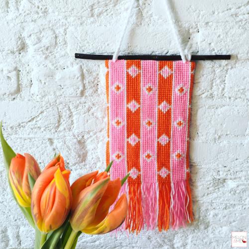 Borduurpakket Wandhanger | Little Daisy
