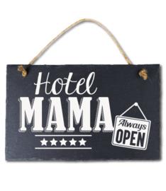 Hotel mama! Leisteen