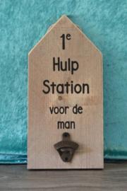 1e hulp station