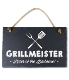 Grillmeister! Leisteen