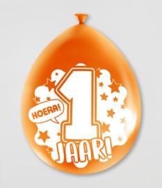* Party ballonnen