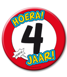 4 jaar Button xl