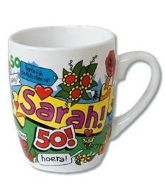 11- 50 jaar sarah