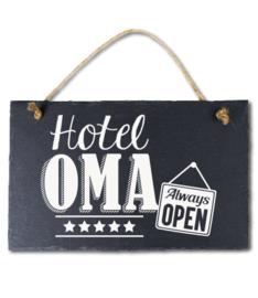 Hotel Oma! Leisteen