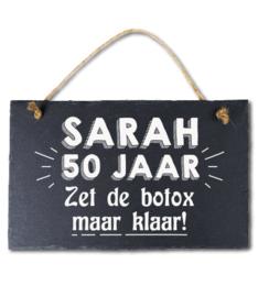 Sarah Leisteen