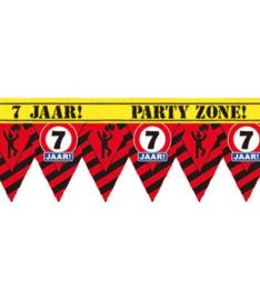 7 jaar partytape
