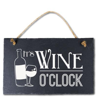 It's wine o'clock! Leisteen