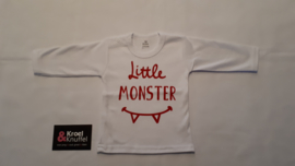 Shirt 'Little Monster'