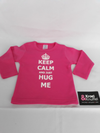 Shirt 'Keep calm'