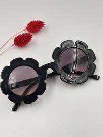 Zonnebril Bloom black