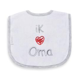 """Slabje """"I love Oma"""""""