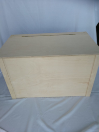 "Speelgoedkist plat ""Full Color"""