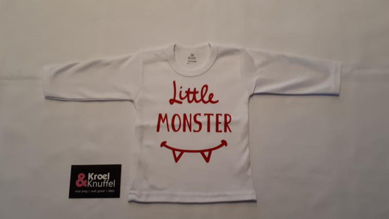 Shirt 'Little Monster'